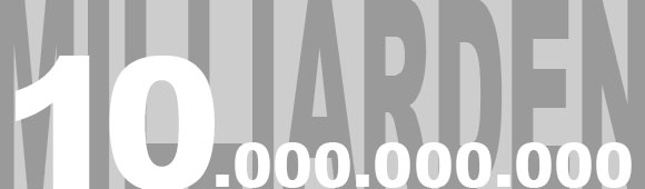 10.000.000.000 Applikationen