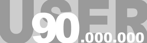 Bing hat 90 Millionen Nutzer