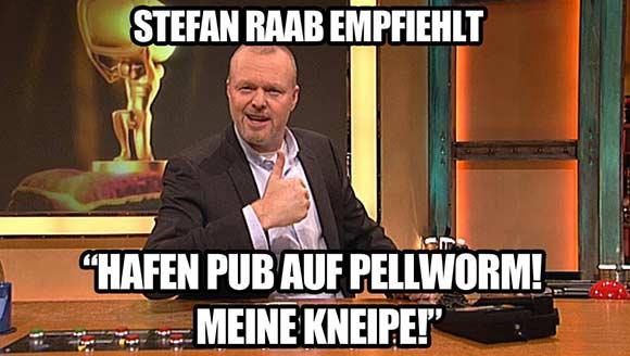 Stefan-Raab-TV-total_hafenpub-pellworm_580px