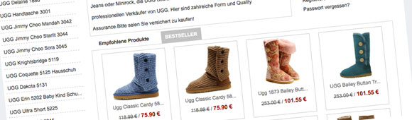 UGG Fake Online-Shop