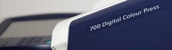 neues digitales Drucksystem von XEROX