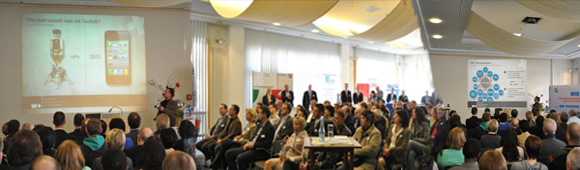 gwc.chancenforum Vortrag Online-Marketing